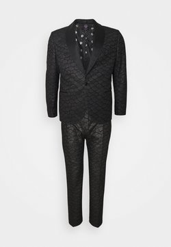 Twisted Tailor - PHONOX SUIT SET - Costume - black