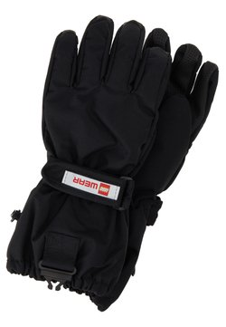 LEGO Wear - WALFRED GLOVES - Fingerhandschuh - black