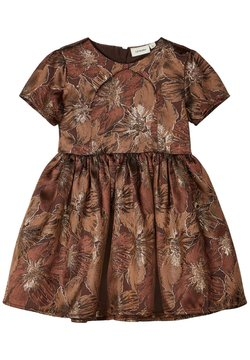 Name it - Freizeitkleid - deep mahogany