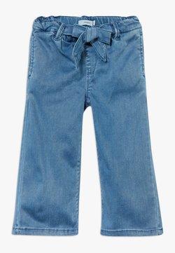 Name it - NMFRITT WIDE  - Jeans a sigaretta - light blue denim