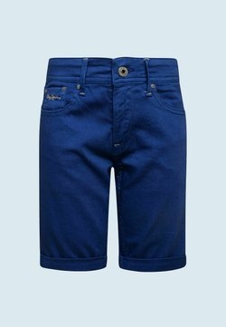 Pepe Jeans - Jeans Shorts - azul