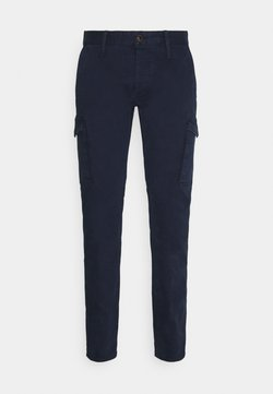 Denham - YORK - Cargo trousers - navy blazer
