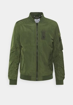 Jack & Jones - JCOJAXSON - Giubbotto Bomber - rifle green