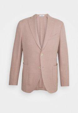 Boglioli - Blazer jacket - light red