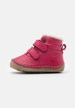 Froddo - PAIX WINTER SHOES WIDE FIT - Lauflernschuh - fuxia