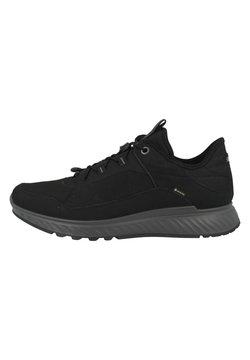 ECCO - Sneaker low - black