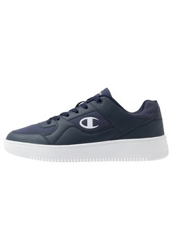 Champion - LOW CUT SHOE REBOUND - Zapatillas de baloncesto - navy