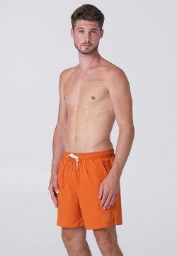 VIDA SWIM - RIO - Shorts da mare - brown orange