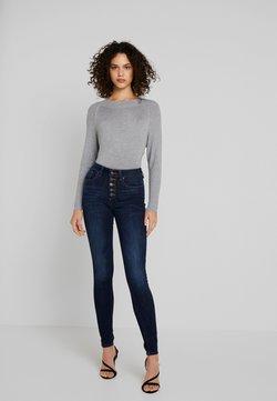 ONLY - ONLHUSH  - Jeans Skinny - dark blue denim