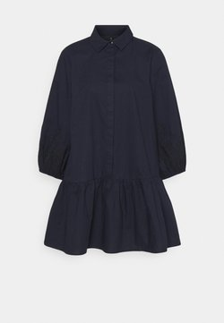 YAS Petite - YASCAMOLA DRESS - Vestido camisero - sky captain