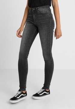 Vero Moda - VMSOPHIA  - Jeans Skinny Fit - dark grey denim