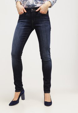 Mavi - UPTOWN NICOLE - Jeans Skinny Fit - rinse brush dream comfort