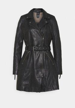 Gipsy - DENNA - Halflange jas - black