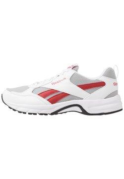 Reebok - PHEEHAN - Zapatillas de running neutras - grey/red/white