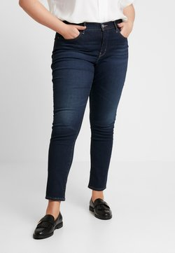 Levi's® Plus - 311 PL SHAPING SKINNY - Skinny-Farkut - london nights