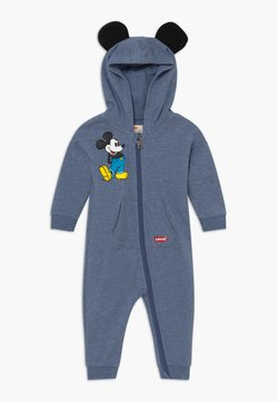 Levi's® - PLAY ALL DAY MICKEY BABY - Jumpsuit - navy heather