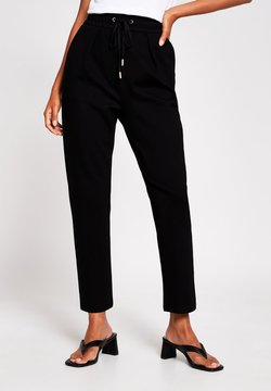 River Island - Pantalon de survêtement - black