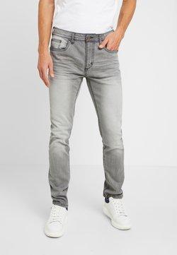 Pier One - Slim fit jeans - light grey