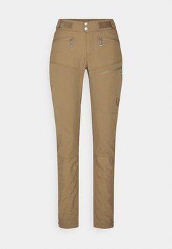 Norrøna - BITIHORN LIGHTWEIGHT PANTS - Trousers - elmwood