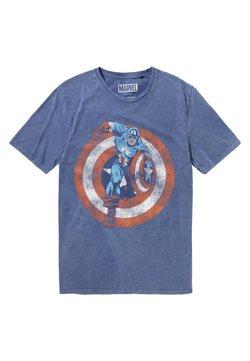 Re:Covered - T-shirt print - blau