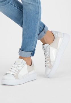NoGRZ - Sneakers laag - white/white