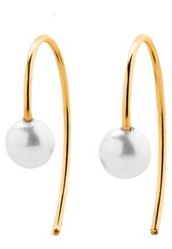 Heideman - MIT PERLE - Ohrringe - gold-coloured