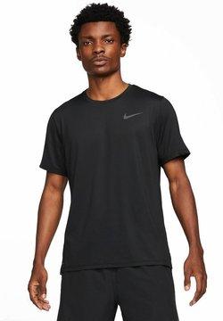 Nike Performance - DRY  - T-Shirt basic - black/dark grey