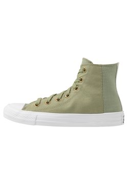 Converse - CHUCK TAYLOR ALL STAR - Sneaker high - street sage/pale putty/white