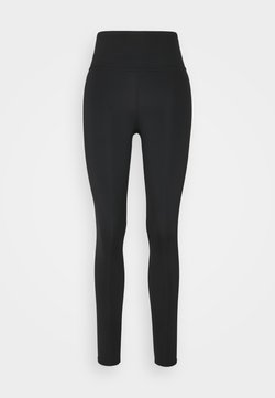 The North Face - CLOUD ROLL - Tights - black
