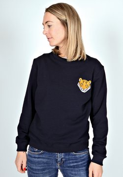 The Neighbourgoods - TIGER  - Sweater - blau