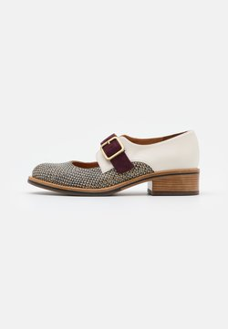 Chie Mihara - YUMMY - Slip-ons - shana natur/freya rice/grape