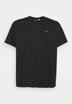 Levi's® Plus - BIG ORIGINAL TEE - T-shirt basique - mineral black