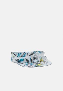 Buff - PACK RUN VISOR PATTERNED UNISEX - Gorra - ipe white