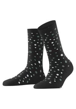 Burlington - Socken - black