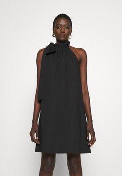 MICHAEL Michael Kors - HALTER TIE NECK DRESS - Cocktailkleid/festliches Kleid - black