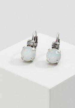 Konplott - BALLROOM - Earrings - white