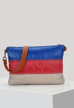 Crickit - CROSSBODY BAG CLAIRE - Umhängetasche - blue
