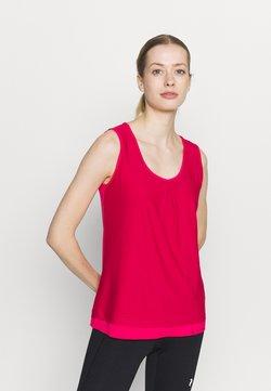 Vaude - WOMENS SKOMER - Top - crimson red