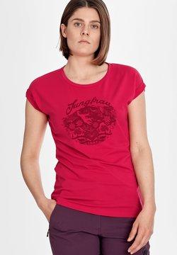 Mammut - MOUNTAIN - T-Shirt print - sundown
