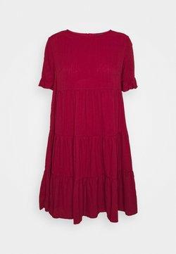 Trendyol - Kjole - burgundy