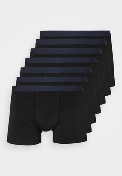 Pier One - 7 PACK - Shorty - dark blue