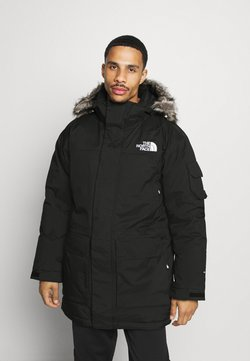 The North Face - RECYCLED MCMURDO UTILITY - Untuvatakki - black