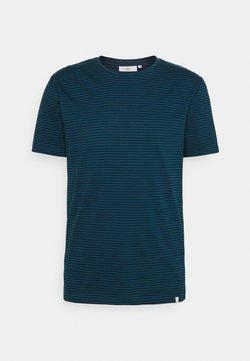 Minimum - LUKA - T-Shirt print - majolica blue