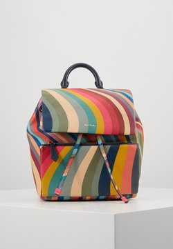 Paul Smith - WOMEN BACKPACK SWIRL - Plecak - multicolor