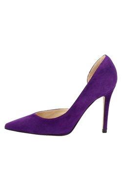 Evita - ALINA - High Heel Pumps - purple