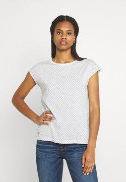 Ragwear - DIONE PRINT - T-Shirt print - white