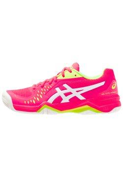 ASICS - GEL-CHALLENGER 12 - Scarpe da tennis per tutte le superfici - laser pink/white
