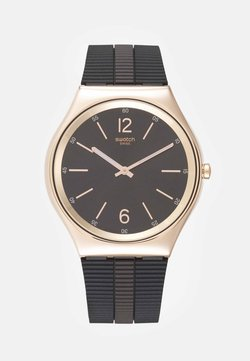 Swatch - BIENNE BY NIGHT - Montre - brown