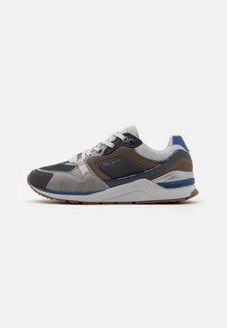 Pepe Jeans - X20 RUNNER - Sneaker low - blue