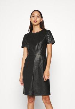 ONLY - ONLURSA DIONNE DRESS - Robe d'été - black